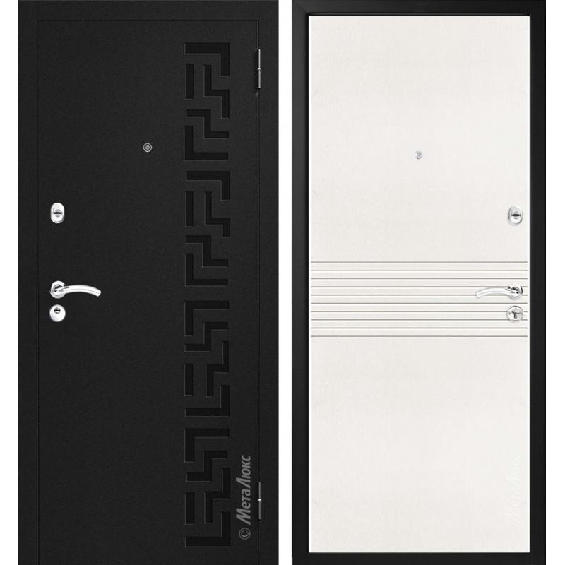 Дверь входная металлическая МетаЛюкс М46