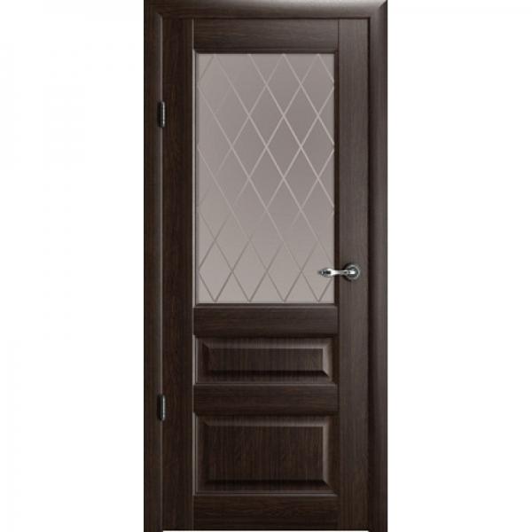 Межкомнатная дверь Albero Эрмитаж 2 Орех