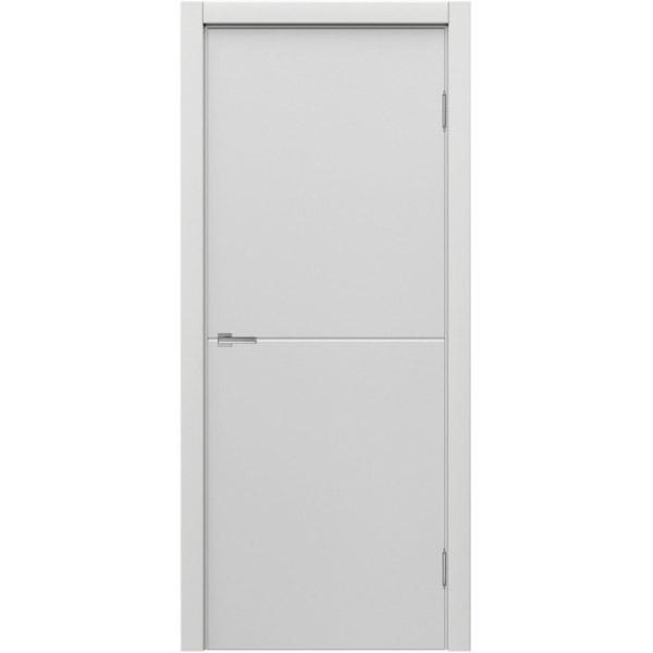 Межкомнатная дверь Stefany 1001 Стефани Эмаль МДФ Техно