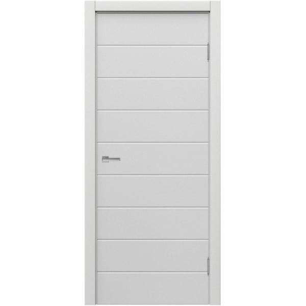 Межкомнатная дверь Stefany 1008 Стефани Эмаль МДФ Техно