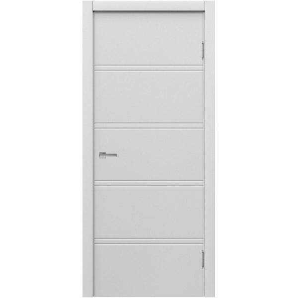 Межкомнатная дверь Stefany 1014 Стефани Эмаль МДФ Техно