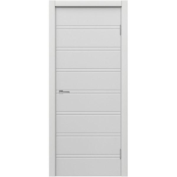 Межкомнатная дверь Stefany 1017 Стефани Эмаль МДФ Техно