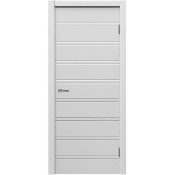Межкомнатная дверь Stefany 1018 Стефани Эмаль МДФ Техно