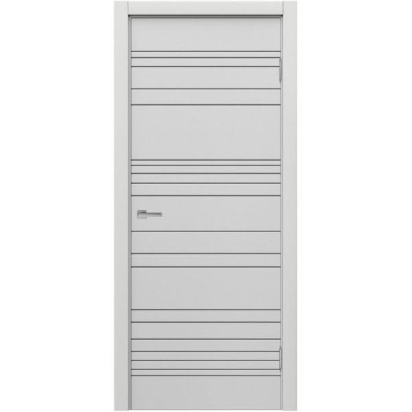 Межкомнатная дверь Stefany 1023 Стефани Эмаль МДФ Техно