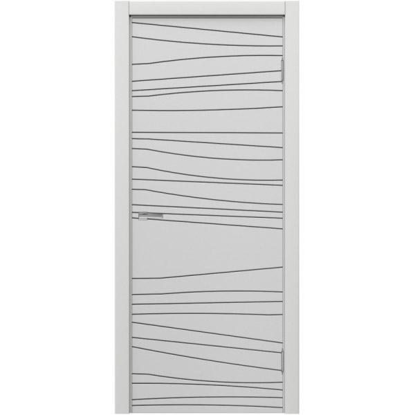 Межкомнатная дверь Stefany 1025 Стефани Эмаль МДФ Техно