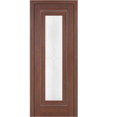 МЕЖКОМНАТНАЯ ДВЕРЬ PROFIL DOORS 24x (стекло узор) Натвуд Натинга