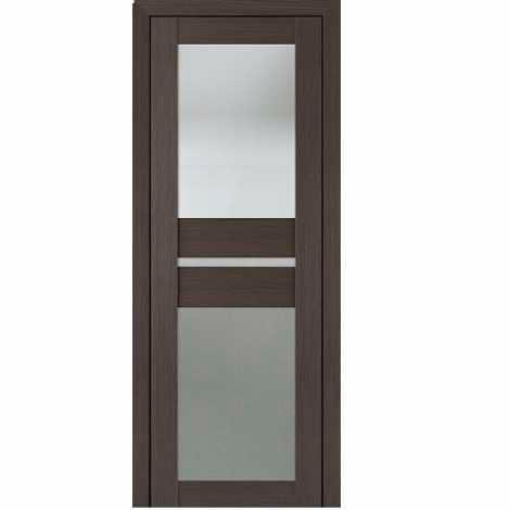 МЕЖКОМНАТНАЯ ДВЕРЬ PROFIL DOORS 70x матовое стекло Грей Мелинга