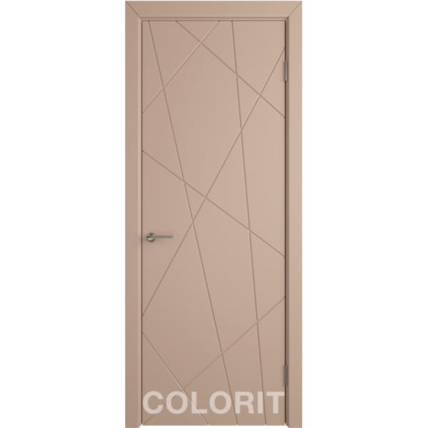 Межкомнатная дверь К5 COLORIT ДГ