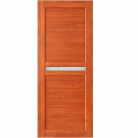 Межкомнатные двери МДФ, «Ладора» экошпон серия «Квадро 2/4» Вишня