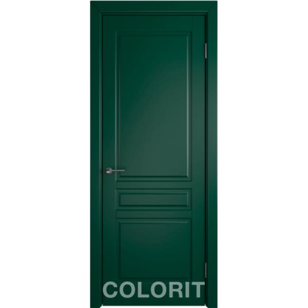 Межкомнатная дверь К2 COLORIT ДГ