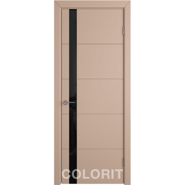 Межкомнатная дверь К4 COLORIT ДО