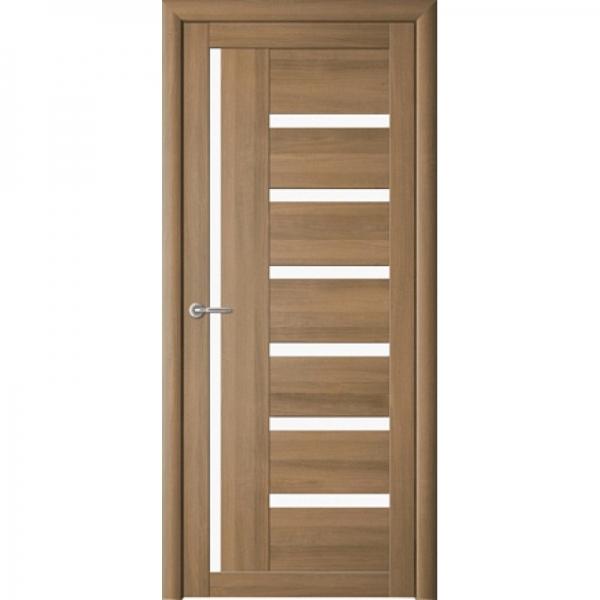 Межкомнатная дверь Albero  Мадрид Кипарис янтарный