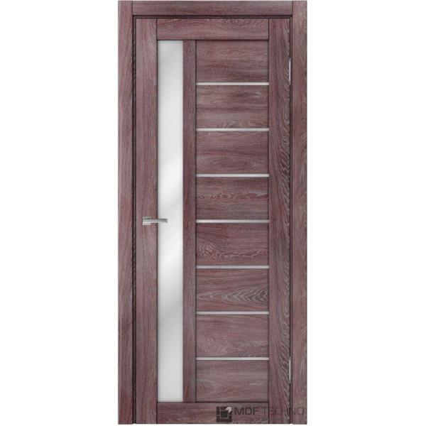 Дверь межкомнатная МДФ техно Dominika Шале 425