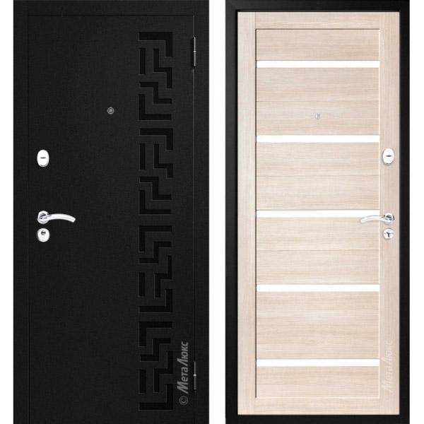 Дверь входная металлическая МетаЛюкс М524