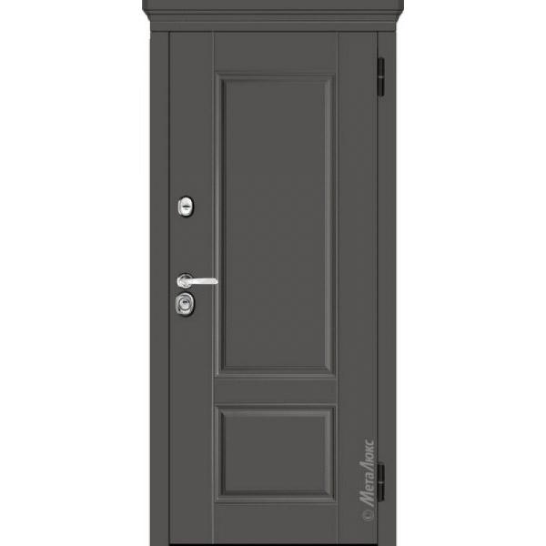 Входная дверь МетаЛюкс М730/4 Z СТАТУС