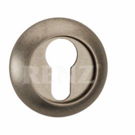 Накладка круглая на цилиндр RENZ ET (N) 08 CP Хром блестящий
