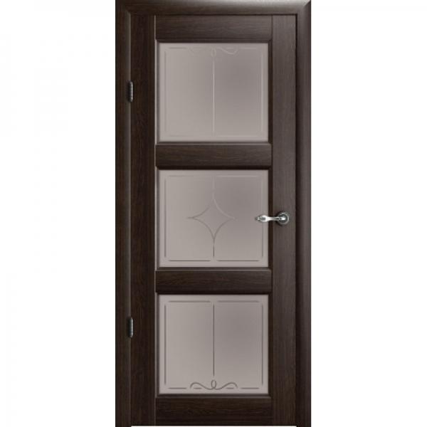 Межкомнатная дверь Albero Эрмитаж 3 Орех