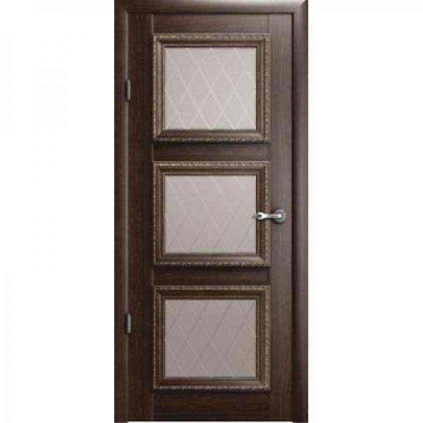 Межкомнатная дверь Albero Версаль 3 Орех