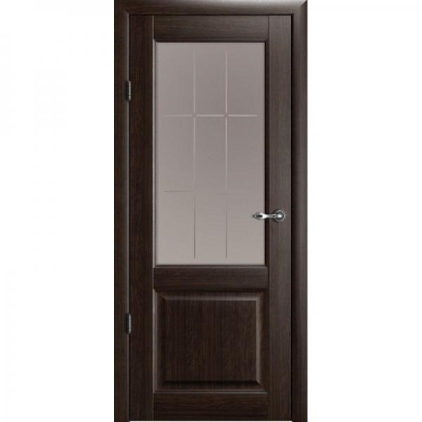 Межкомнатная дверь Albero Эрмитаж 4 Орех
