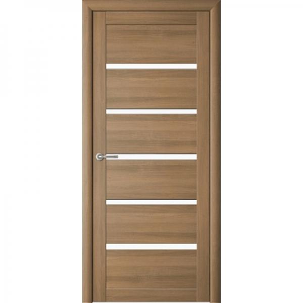 Межкомнатная дверь Albero  Вена Кипарис янтарный