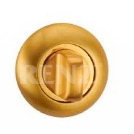 Завертка к ручкам RENZ BK (N) 08 SG/GP Золото матовое\золото