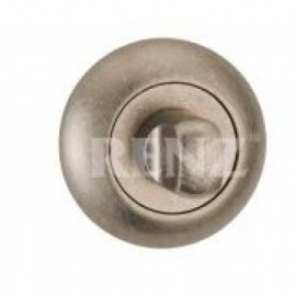 Завертка к ручкам RENZ BK (N) 08 SL Серебро античное