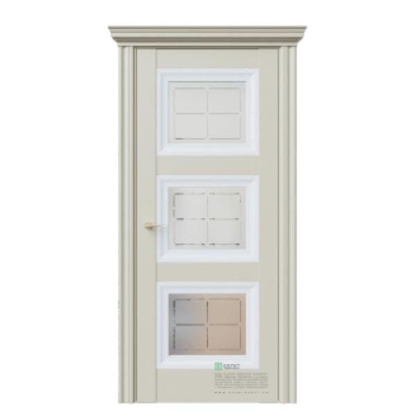 Межкомнатная дверь Эстет Brussel BR6X