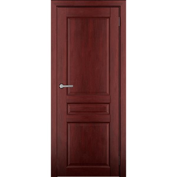 Дверь массив Ольхи Дорвуд Бостон ДГ Махагон