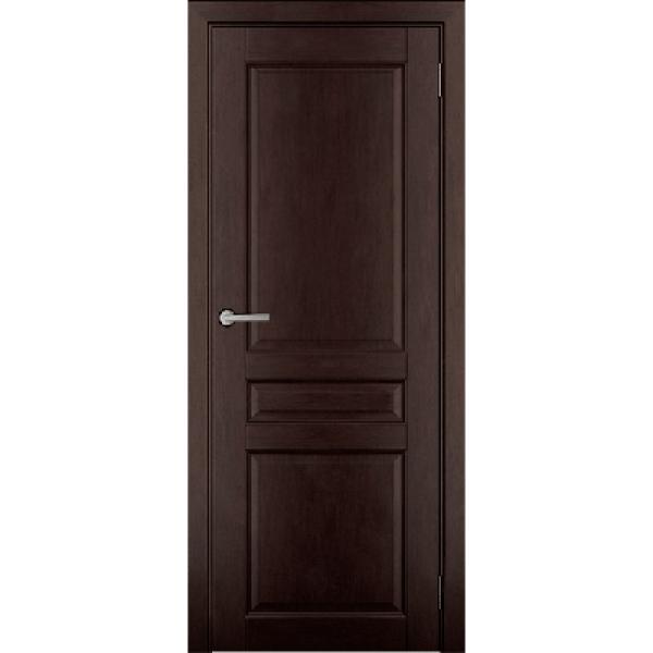 Дверь массив Ольхи Дорвуд  Бостон ДГ Венге