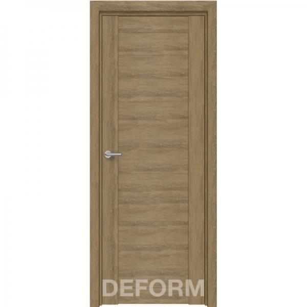 Межкомнатная дверь D10 DEFORM ДГ