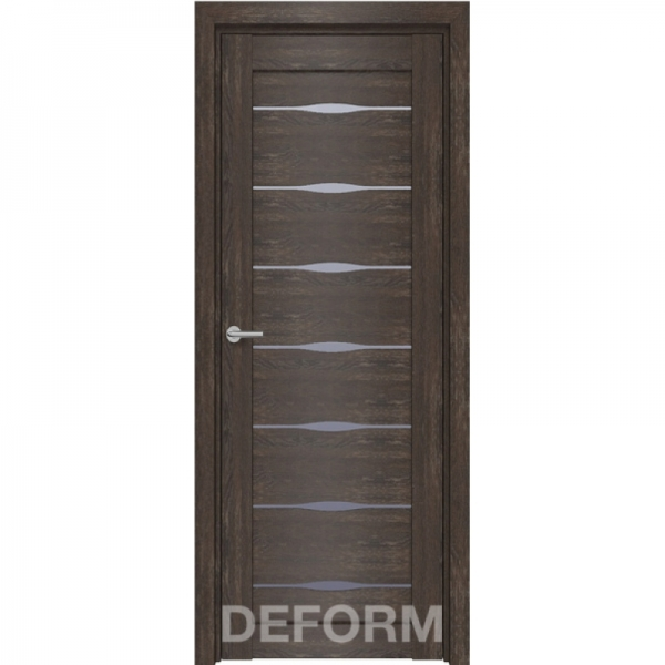 Межкомнатная дверь D3 DEFORM ДО