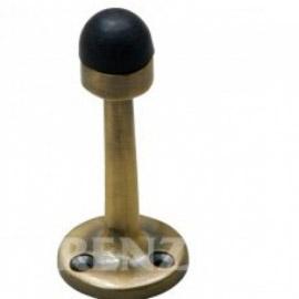 Ограничитель дверной настенный RENZ DS 77 AC Медь античная