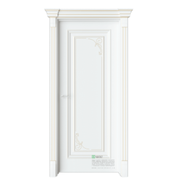 Межкомнатная дверь Эстет Genesis GE1M Deco