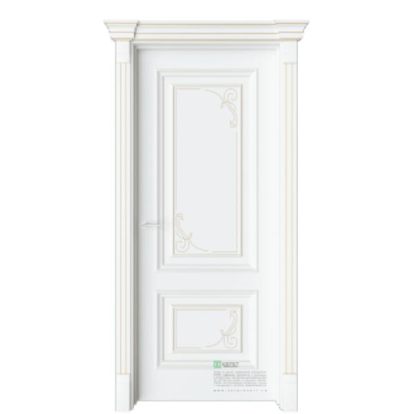 Межкомнатная дверь Эстет Genesis GE3M Deco