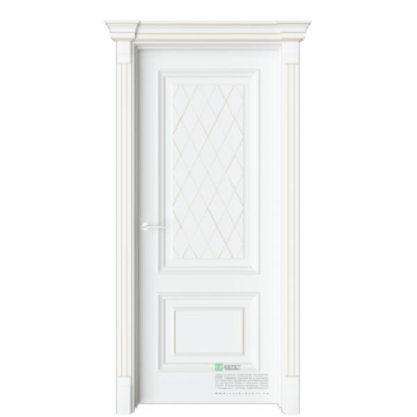 Межкомнатная дверь Эстет Genesis GE3M Rete