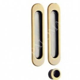 Ручки для раздвижных дверей RENZ SDH 501 AB Бронза античная