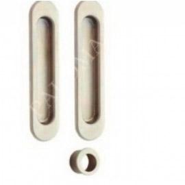 Ручки для раздвижных дверей RENZ SDH 401 SN Никель матовый