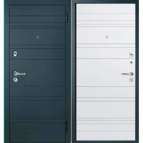 Дверь входная металлическая Стал СП02