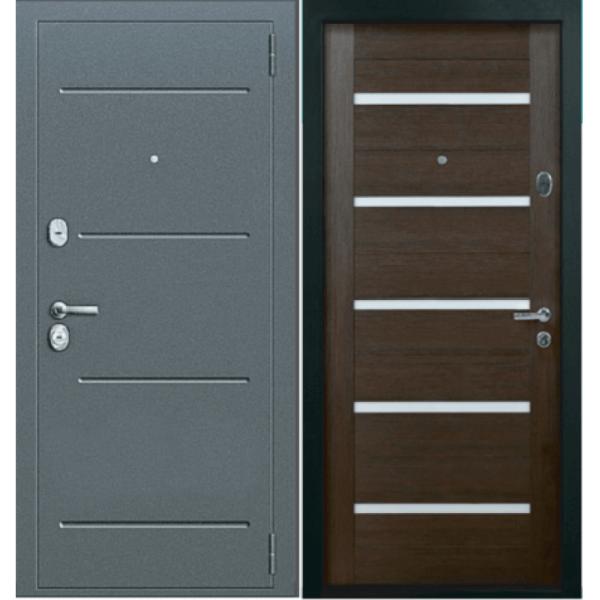Дверь входная металлическая Стал СП01 Wenge