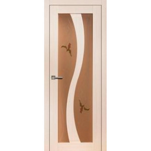 Межкомнатная дверь Динмар V-2F