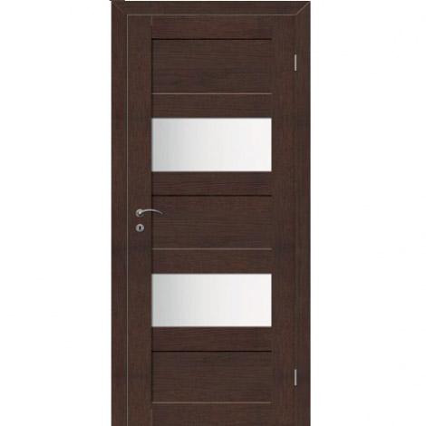 Межкомнатная дверь VellDoris TREND ДО 2 Африканский орех