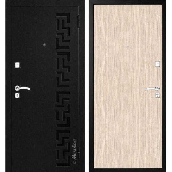 Дверь входная металлическая МетаЛюкс М102