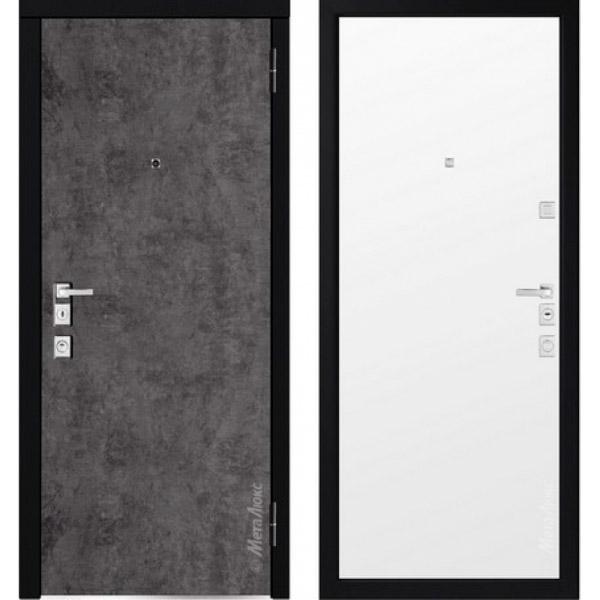 Дверь входная металлическая  «Металюкс» М1201 Милано