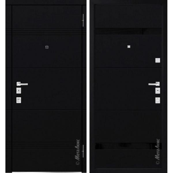 Дверь входная металлическая  «Металюкс»  М1301/4  Милано