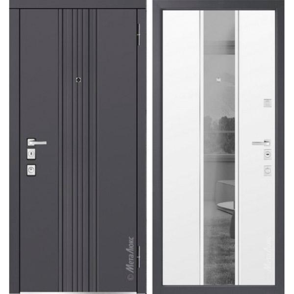 Дверь входная металлическая  «Металюкс»  М1305/1  Милано