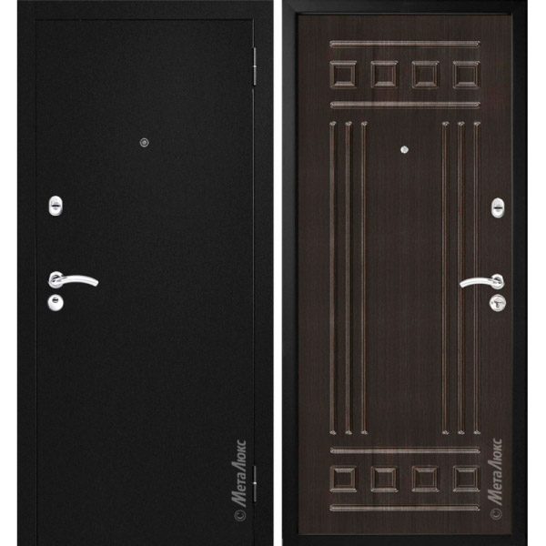 Дверь входная металлическая МетаЛюкс М15