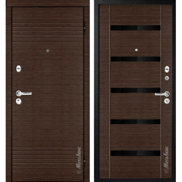 Дверь входная металлическая МетаЛюкс М16