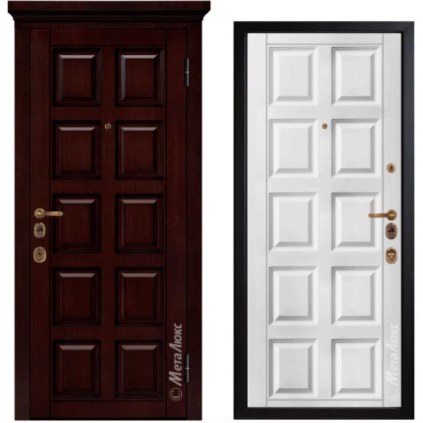 Дверь входная МетаЛюкс ArtWood M1700 Е2