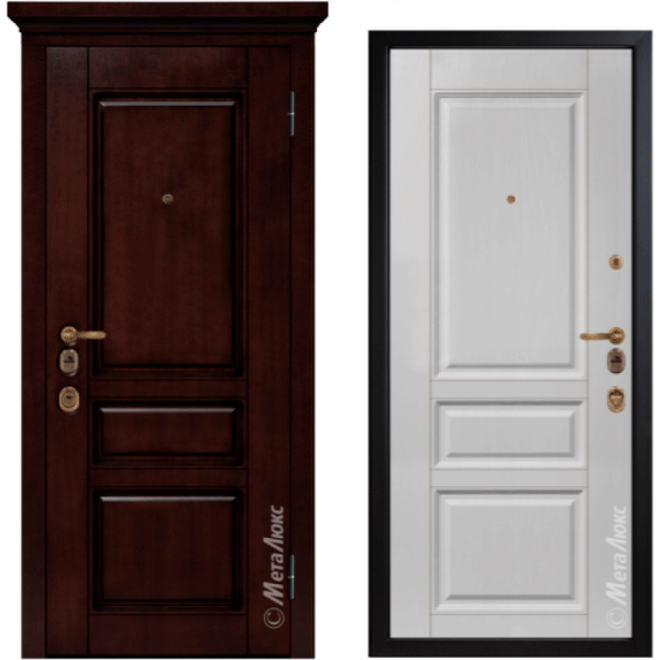 Дверь входная МетаЛюкс ArtWood М1707/13