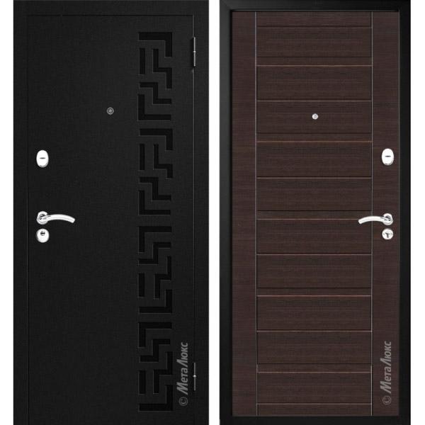 Дверь входная металлическая МетаЛюкс М200